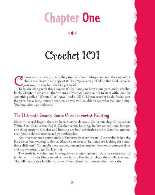 Chapter 1: Crochet 101 | Page 7