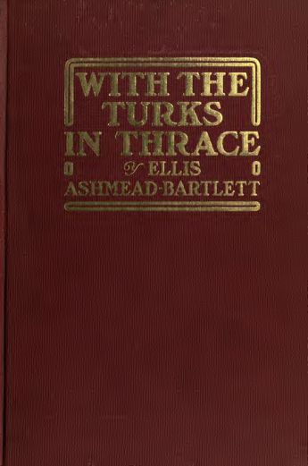 With the Turks in Thrace