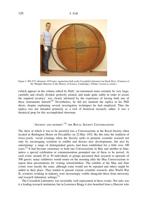 'Ancient and modern':91 the Royal Society Conversazione | Page 3