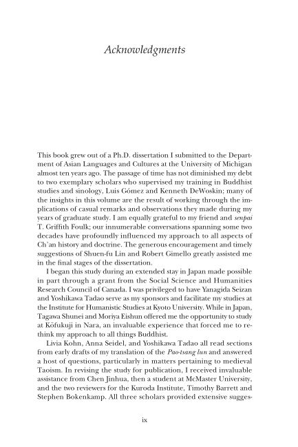 Acknowledgments | Page 1