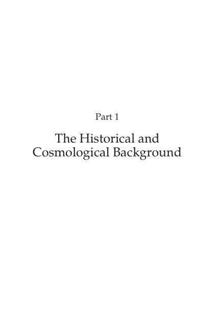 Part 1: The Historical and Cosmological Background | Page 5