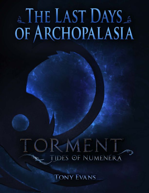 From The Depths: Blue - The Last Days of Archopalasia