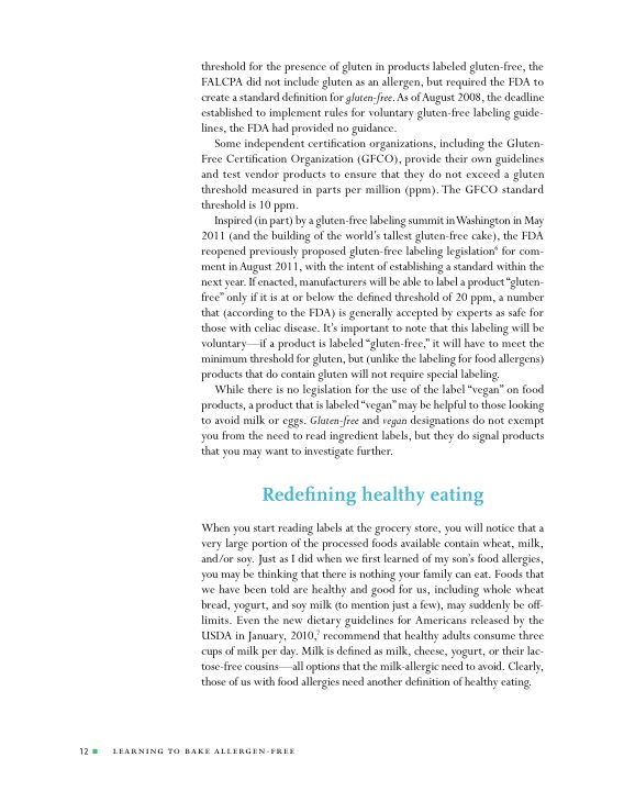 Redefining healthy eating   Page 6