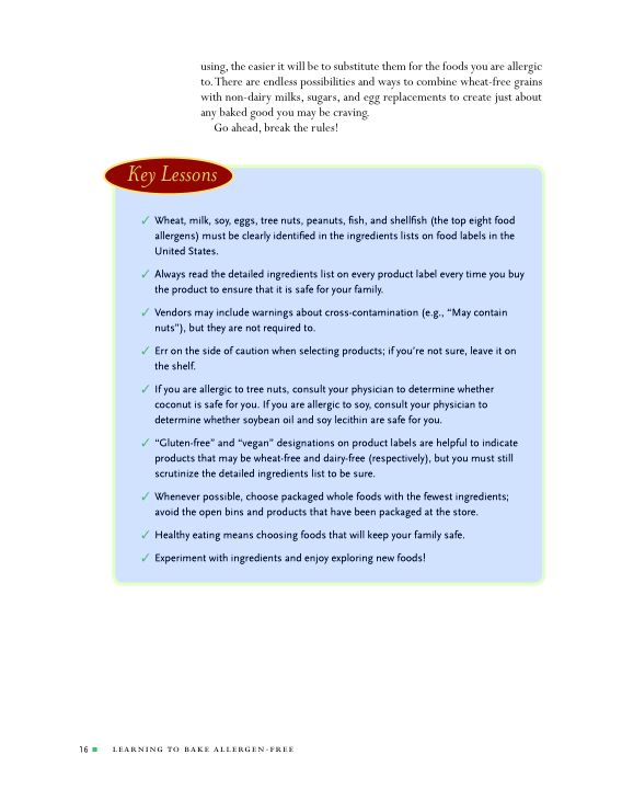 Key Lessons   Page 9
