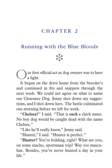 Chapter Two: Running with the Blue Bloods | Page 6