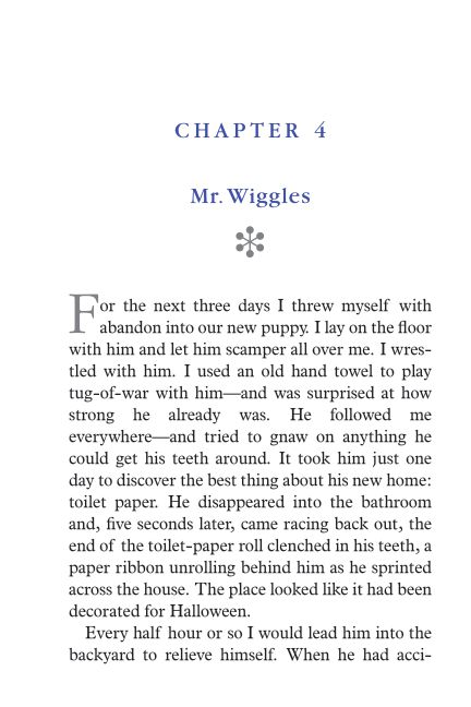 Chapter Four: Mr.Wiggles | Page 8