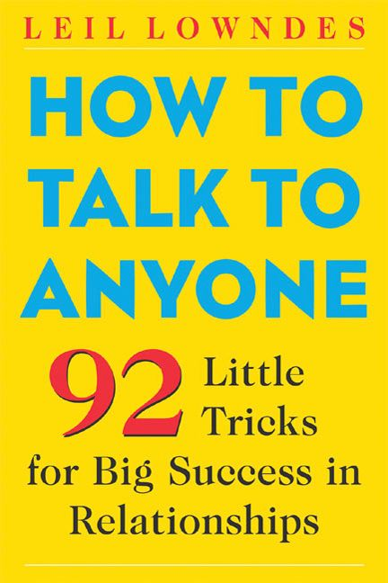 How to Talk To Anyone - Leil Lowndes_6137