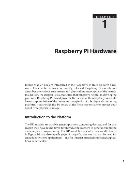 Chapter 1 Raspberry Pi Hardware | Page 5