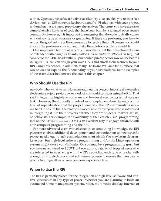 Who Should Use the RPi | Page 7