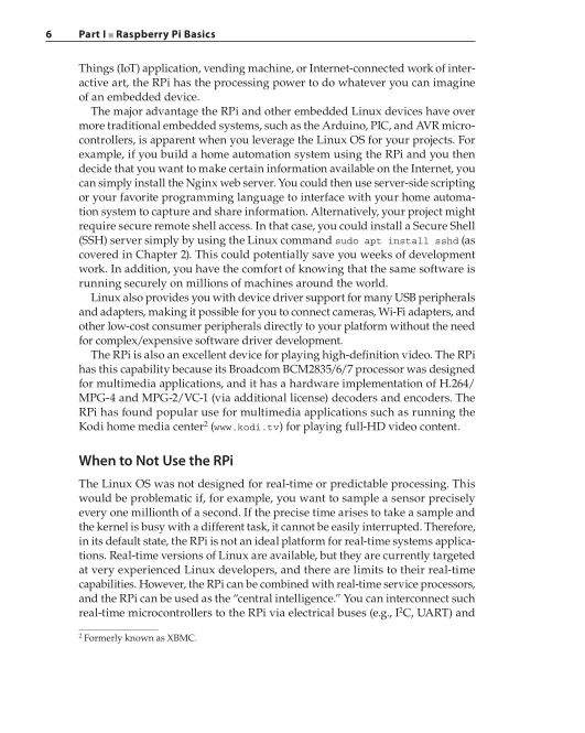 When to Not Use the RPi | Page 9
