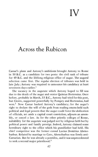 IV. Across the Rubicon | Page 4