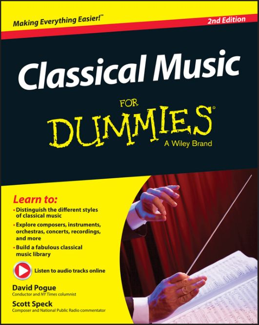 Classical Music for Dummies