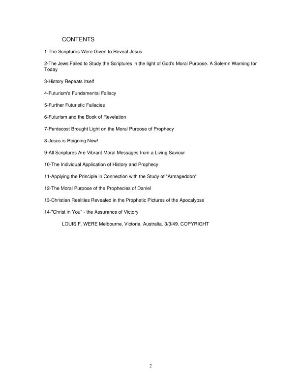 Contents | Page 1