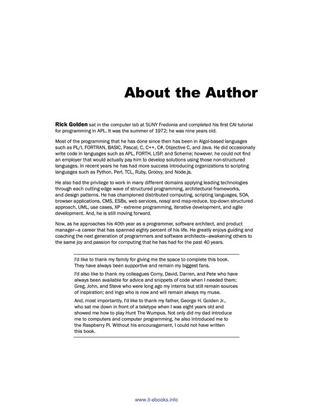 About the Author | Page 2
