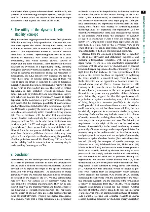 The utility of the dynamic kinetic stability concept | Page 5