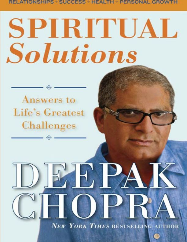 Spiritual Solutions: Answers to Life\'s Greatest Challenges - PDFDrive.com