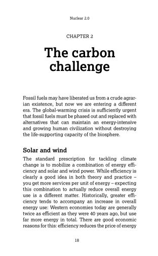 2. The carbon challenge   Page 5