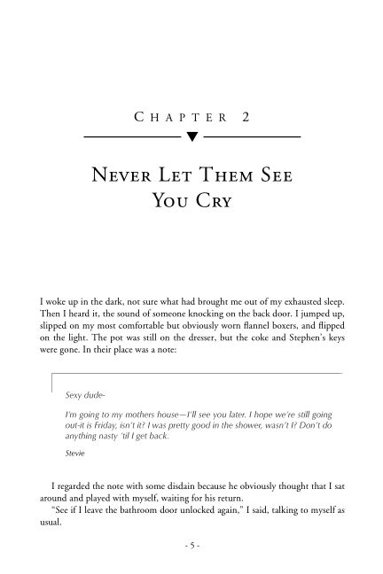 Never Let Them See You Cry | Page 2