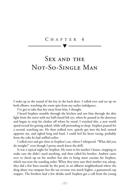 Sex and the Not-So-Single Man | Page 4