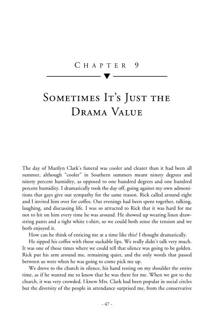 Sometimes It's Just the Drama Value | Page 9