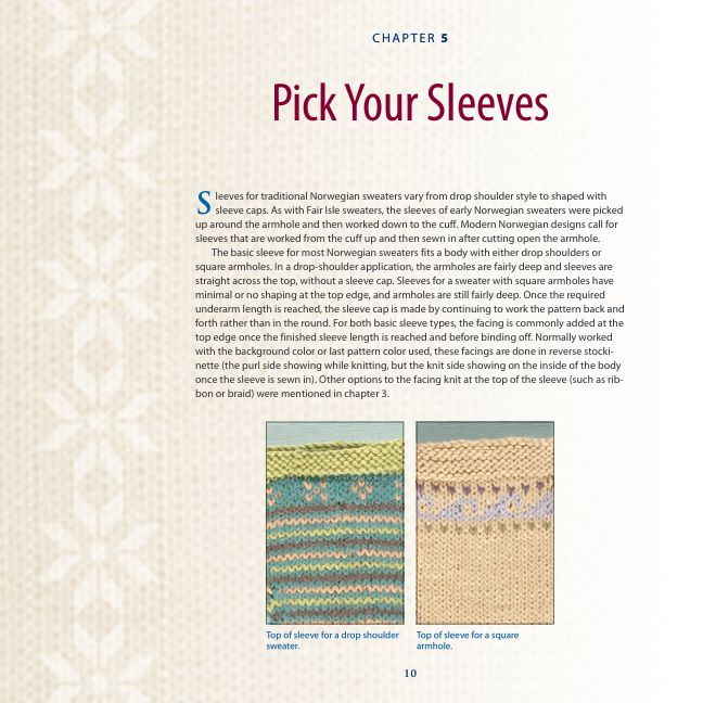 Chapter 5: Pick Your Sleeves | Page 8
