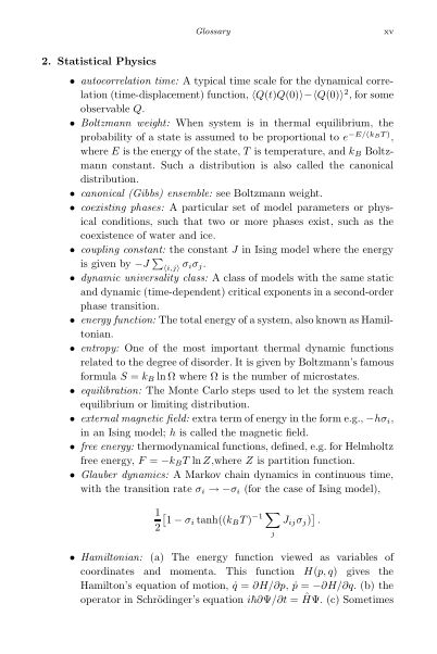 2. Statistical Physics | Page 5