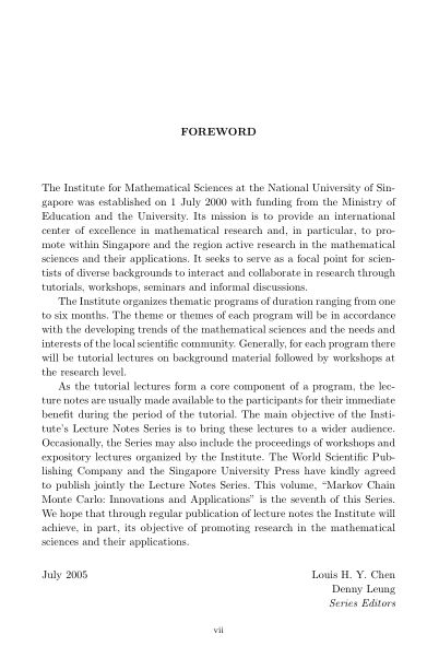 Foreword | Page 1