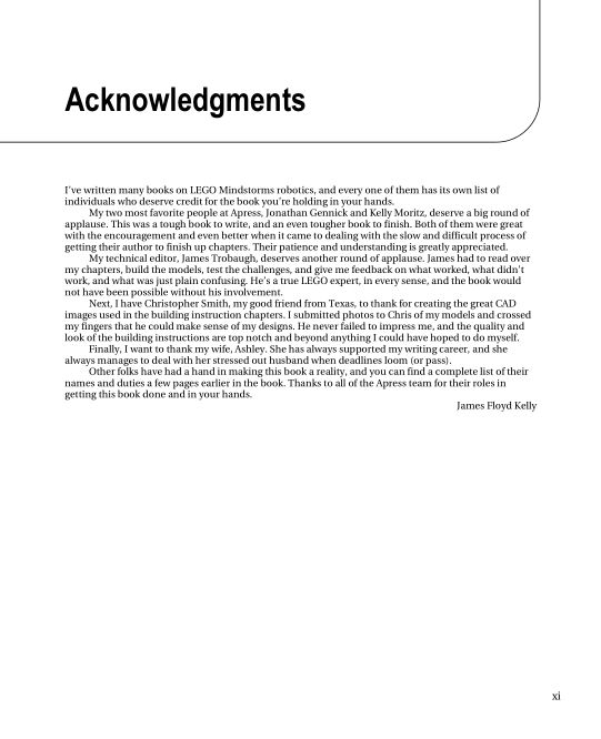 Acknowledgments | Page 6