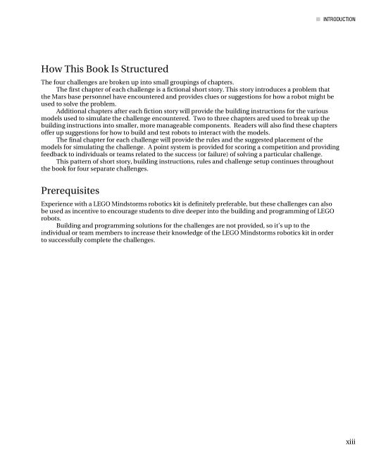 How This Book Is Structured | Page 9