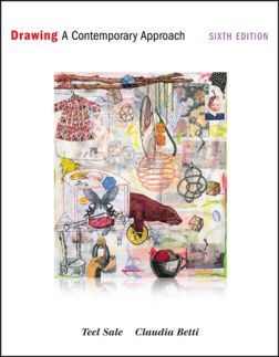 Drawing_ A Contemporary Approach - Teel Sale