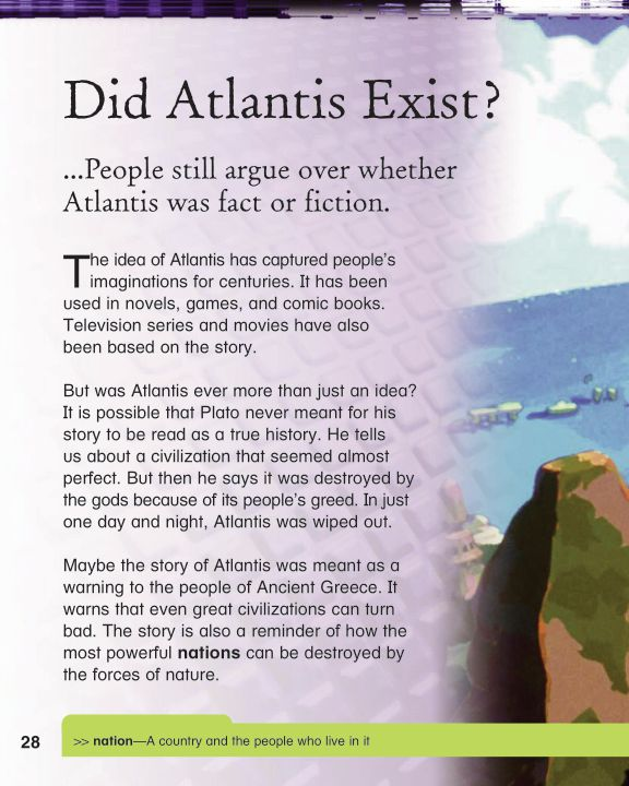 Did Atlantis Exist? | Page 9
