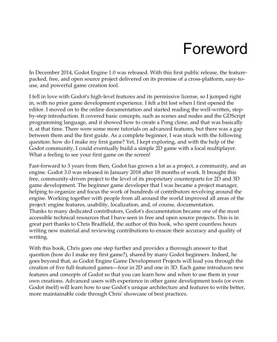 Foreword | Page 5