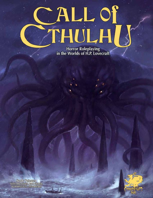 Call of Cthulhu (7th edition)