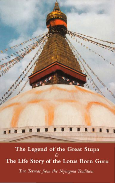 Dharma Publishing The Legend of the Great Stupa, Two Termas from the Nyingma Tradition (2003)
