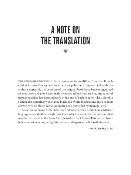 A Note on the Translation   Page 1