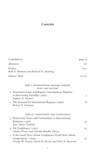 Contents   Page 5