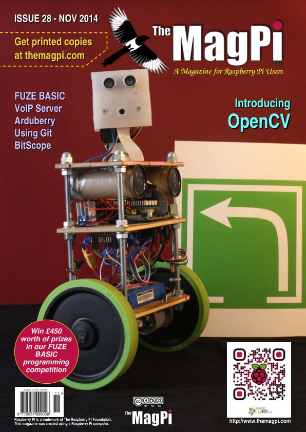TheMagPi Issue 28