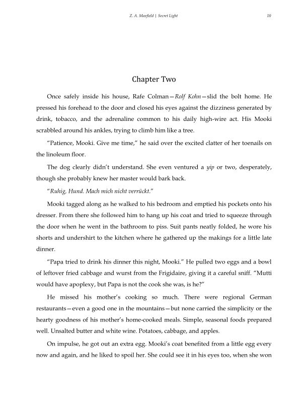 Chapter Two | Page 2