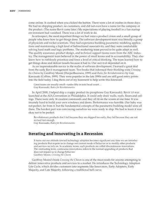 Iterating and Innovating in a Recession   Page 7