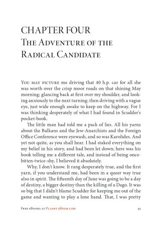CHAPTER FOUR The Adventure of the Radical Candidate | Page 4