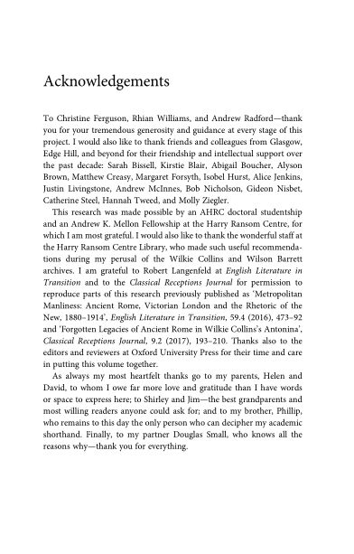 Acknowledgements   Page 3