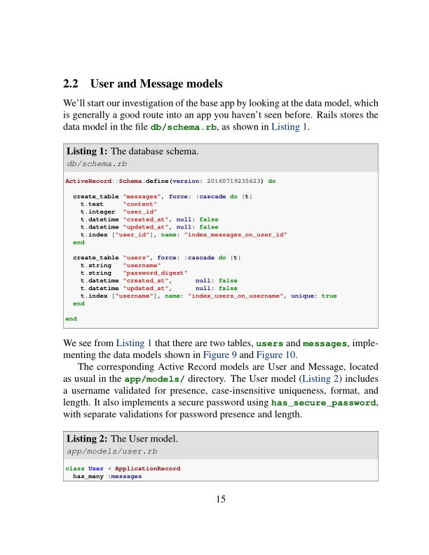 User and Message models | Page 3