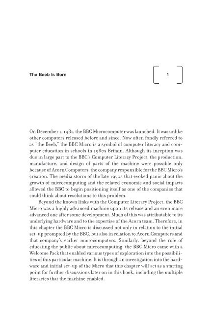 1 The Beeb Is Born | Page 5