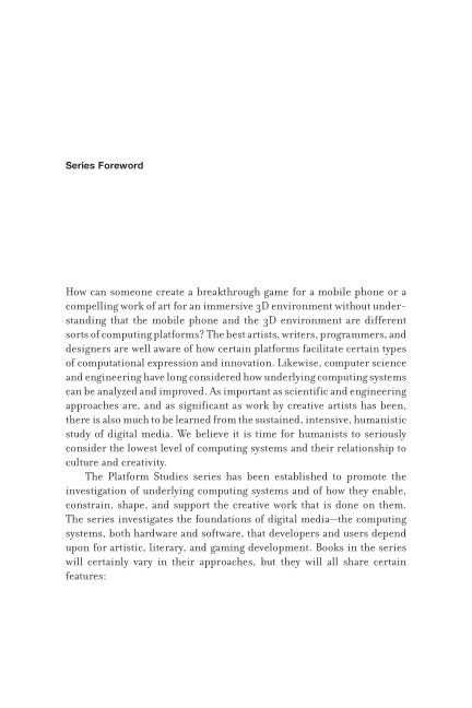 Series Foreword | Page 1