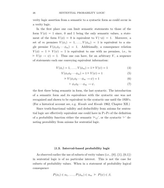 1.3 Interval-based probability logic | Page 7