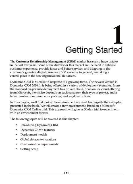 Chapter 1: Getting Started   Page 7
