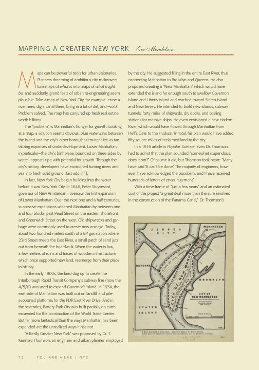 Mapping a Greater New York | Page 9