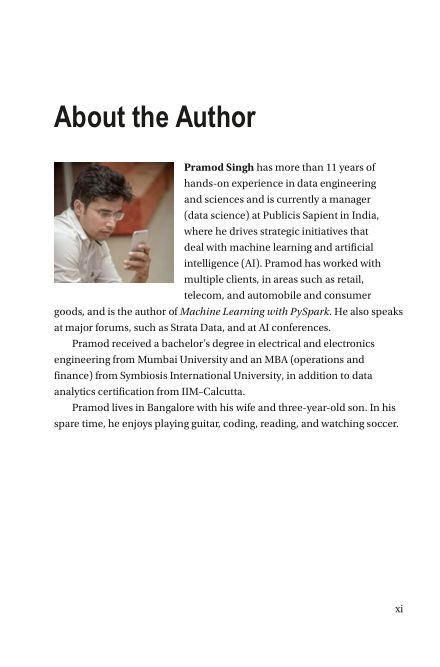 About the Author   Page 1