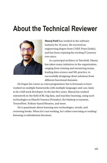 About the Technical Reviewer   Page 2
