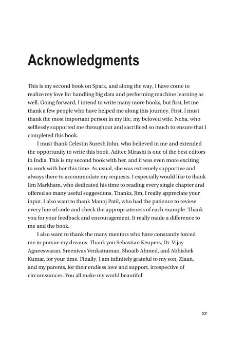 Acknowledgments   Page 3